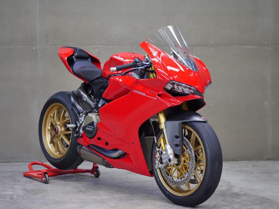 Ducati 1299 Panigale quy do dep me ly khong ty vet