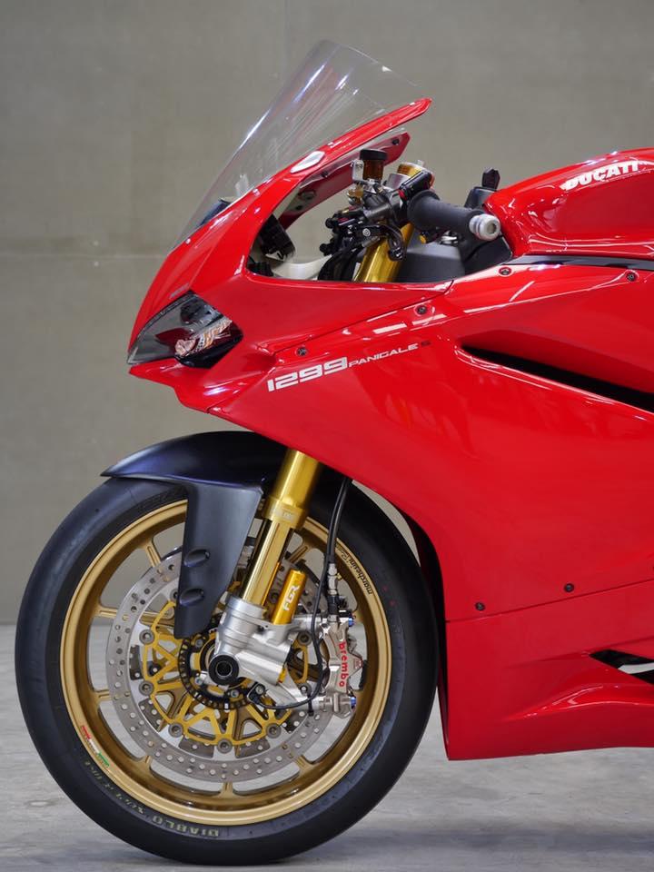 Ducati 1299 Panigale quy do dep me ly khong ty vet - 6