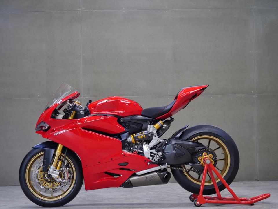 Ducati 1299 Panigale quy do dep me ly khong ty vet - 8