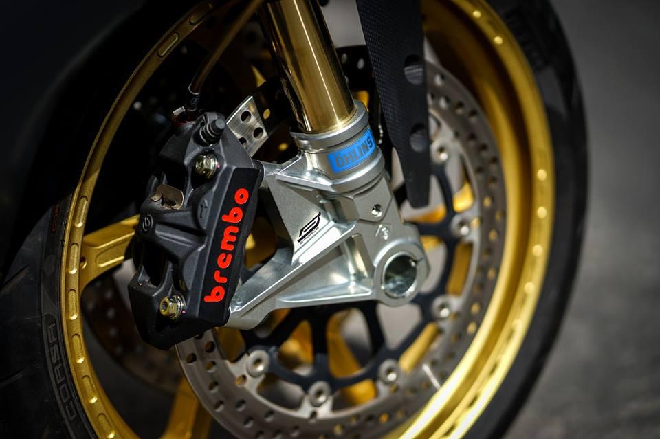 Ducati 959 Panigale thien than kieu sa qua version xam lamborghini - 6