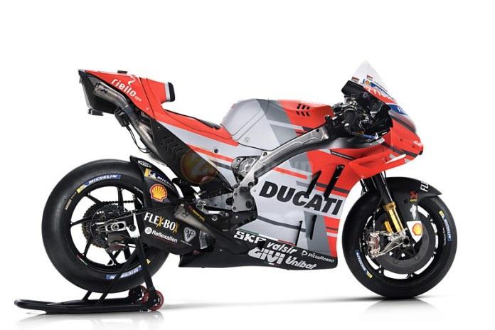 Ducati Desmosedici GP 2018 cong bo thong so ky thuat - 2