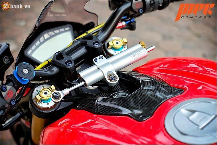 Ducati Streetfighter phieu cung ga du con duong pho Italia - 4