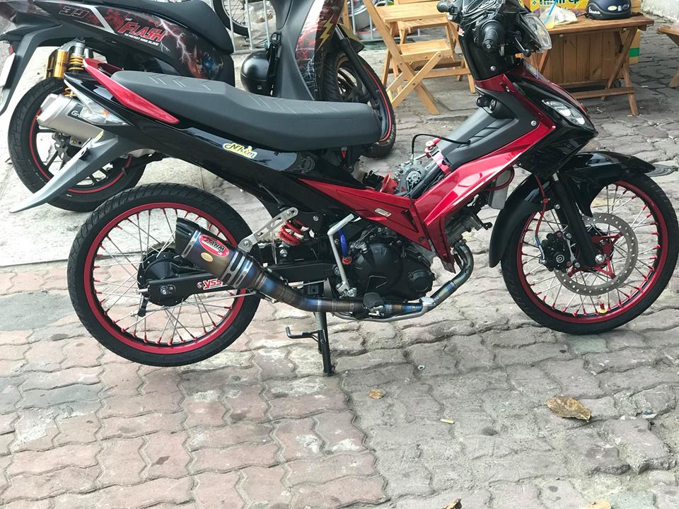 Exciter 135 do suc manh 62zz huy diet moi cung duong - 6