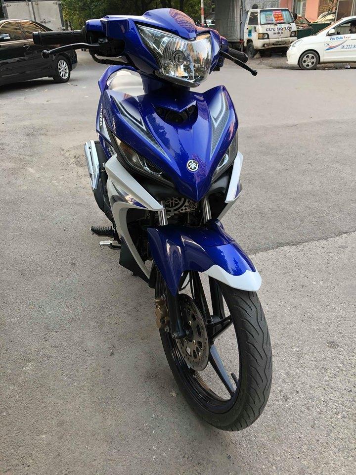 Exciter 135 GP con tay 2012 bks 29E moi 95 25tr5 chinh chu xe dep leng keng cho nguoi can sd