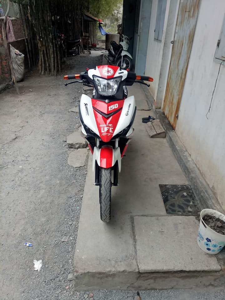 Exciter 150 do dep nhat day phong tro cua biker Dong Thap - 4