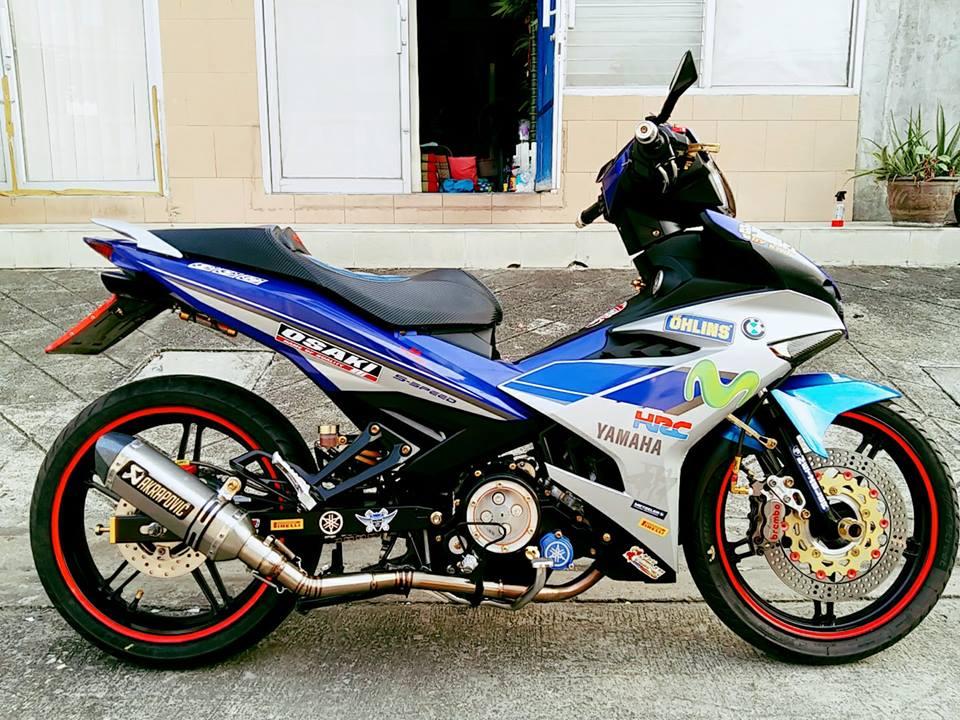 Exciter 150 do don gian voi nhung mon do choi cuc chat cua biker nuoc ban - 5