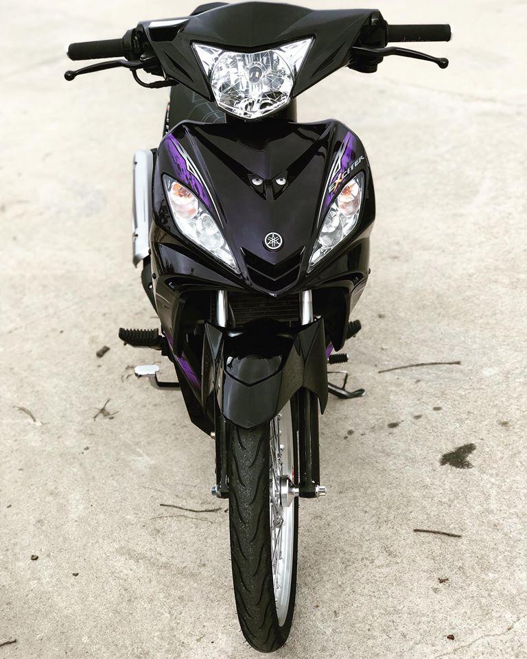 Exciter 2010 do kieng nhe nhang don tet 2018 cua biker Lam Dong - 4