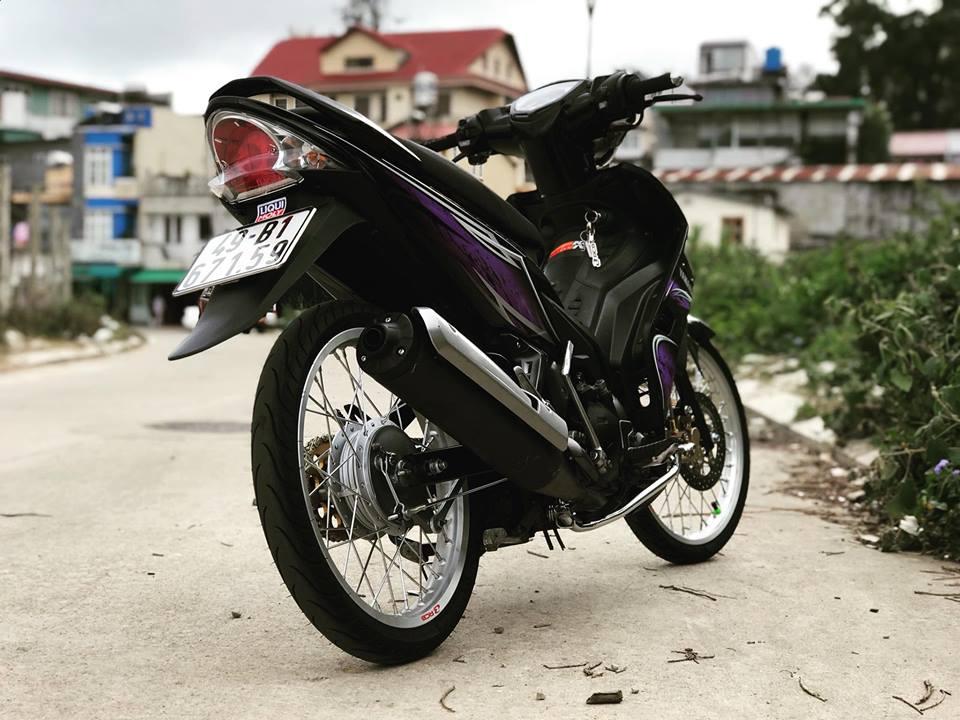 Exciter 2010 do kieng nhe nhang don tet 2018 cua biker Lam Dong - 10