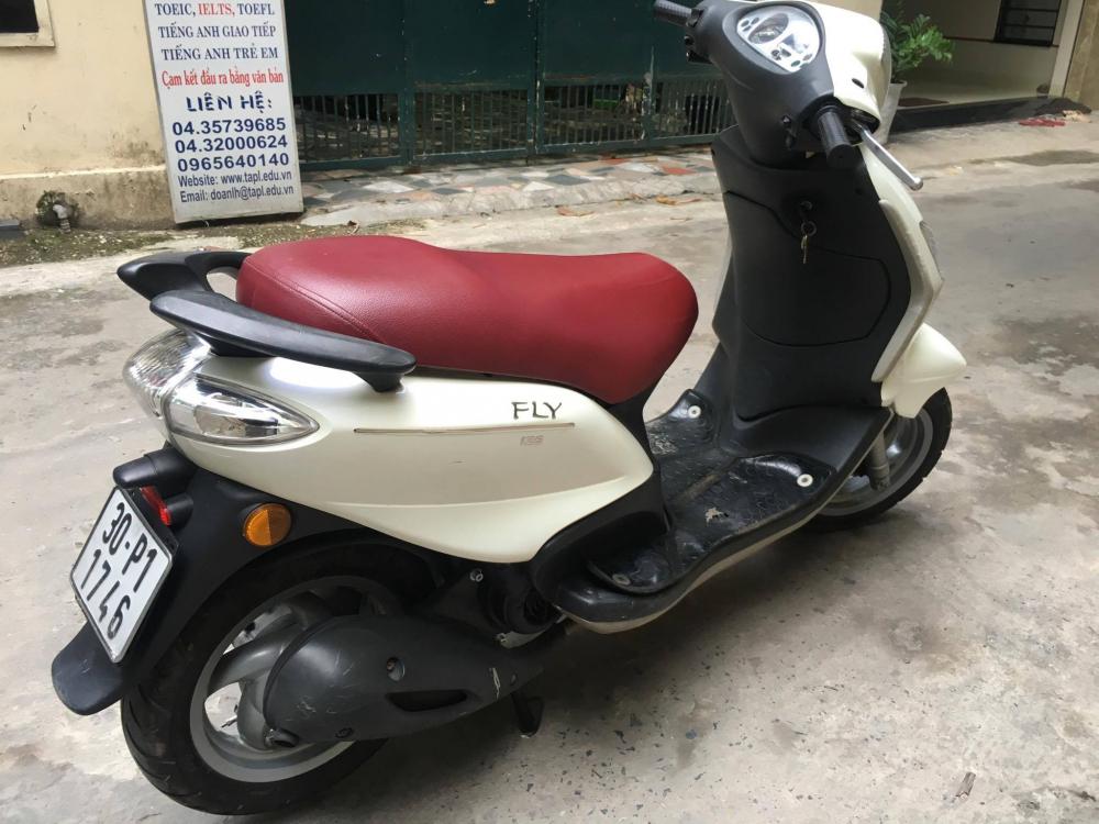 FLY125 Mau Trang 2010bks 30N 2 giay ga xi nhan tranggap 115 trieu nguyen ban su dung ki con deppp - 4
