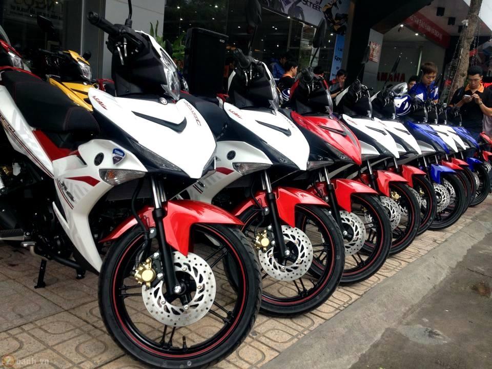 BAN XE MAY NHAP KHAU GIA RE HONDA SH Yamaha Exciter Suzuki Suxipo Satria LH 0931951006 - 3