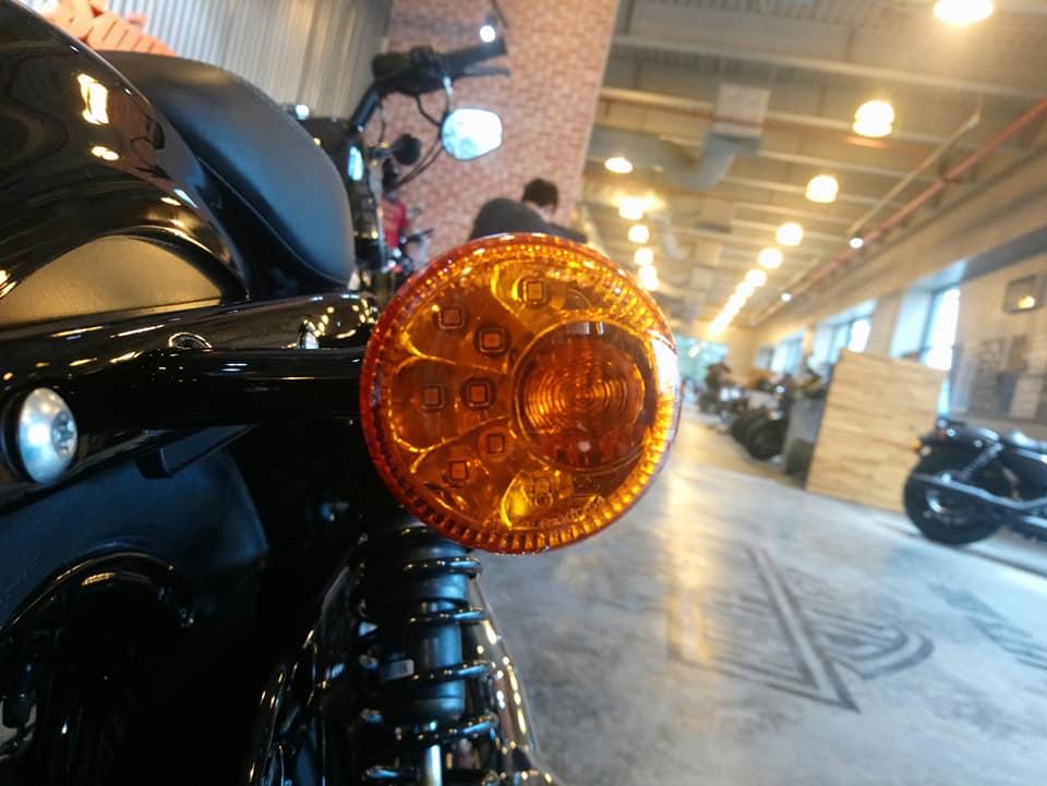 HARLEYDAVIDSON FortyEight 48 Gia uu dai tot tot tot cho mua tet tai Harley Sai Gon - 16