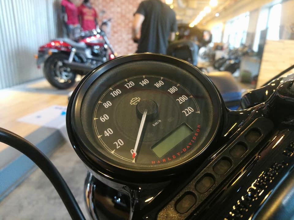 HARLEYDAVIDSON FortyEight 48 Gia uu dai tot tot tot cho mua tet tai Harley Sai Gon - 17