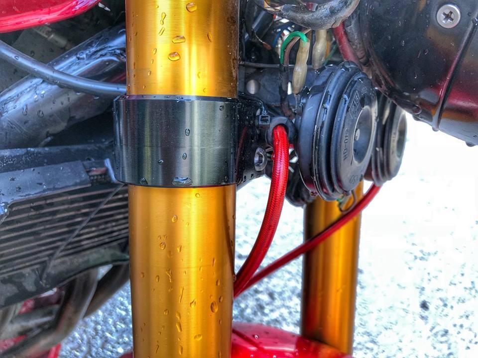 Honda CB400 ban do hang nang tu Biker Viet - 6