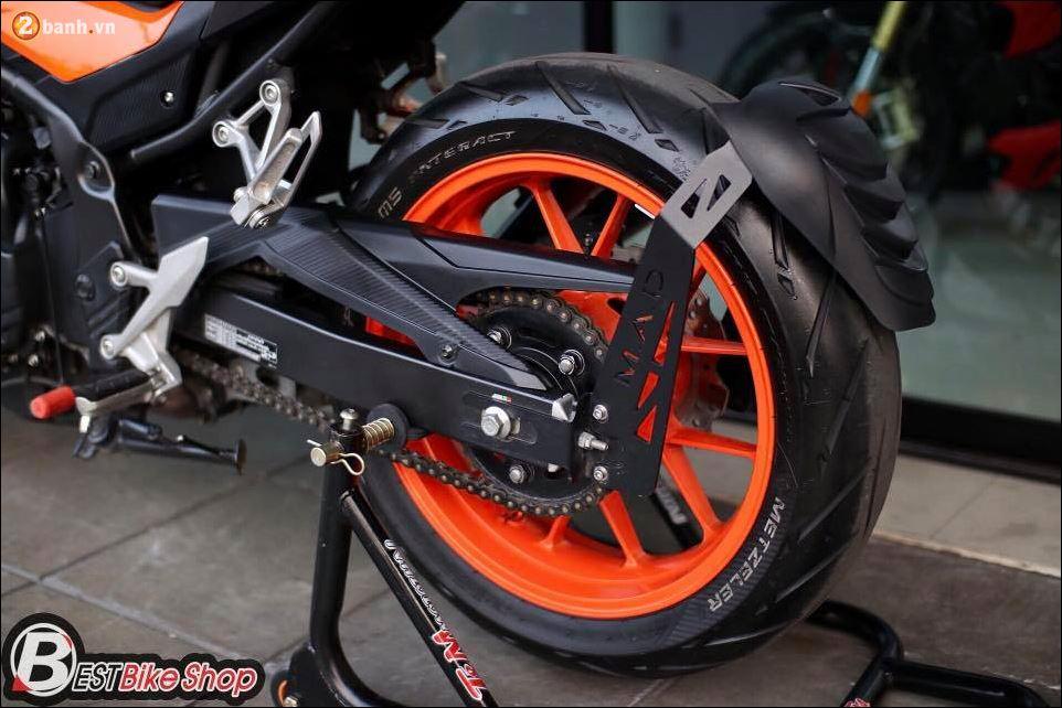 Honda CB500F do xuat sac qua Version con loc mau da cam - 16