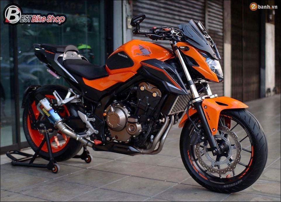 Honda CB500F do xuat sac qua Version con loc mau da cam - 18