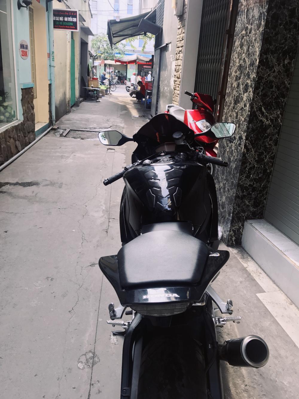 Honda CBR1000RR 2015 Chau Au - 2