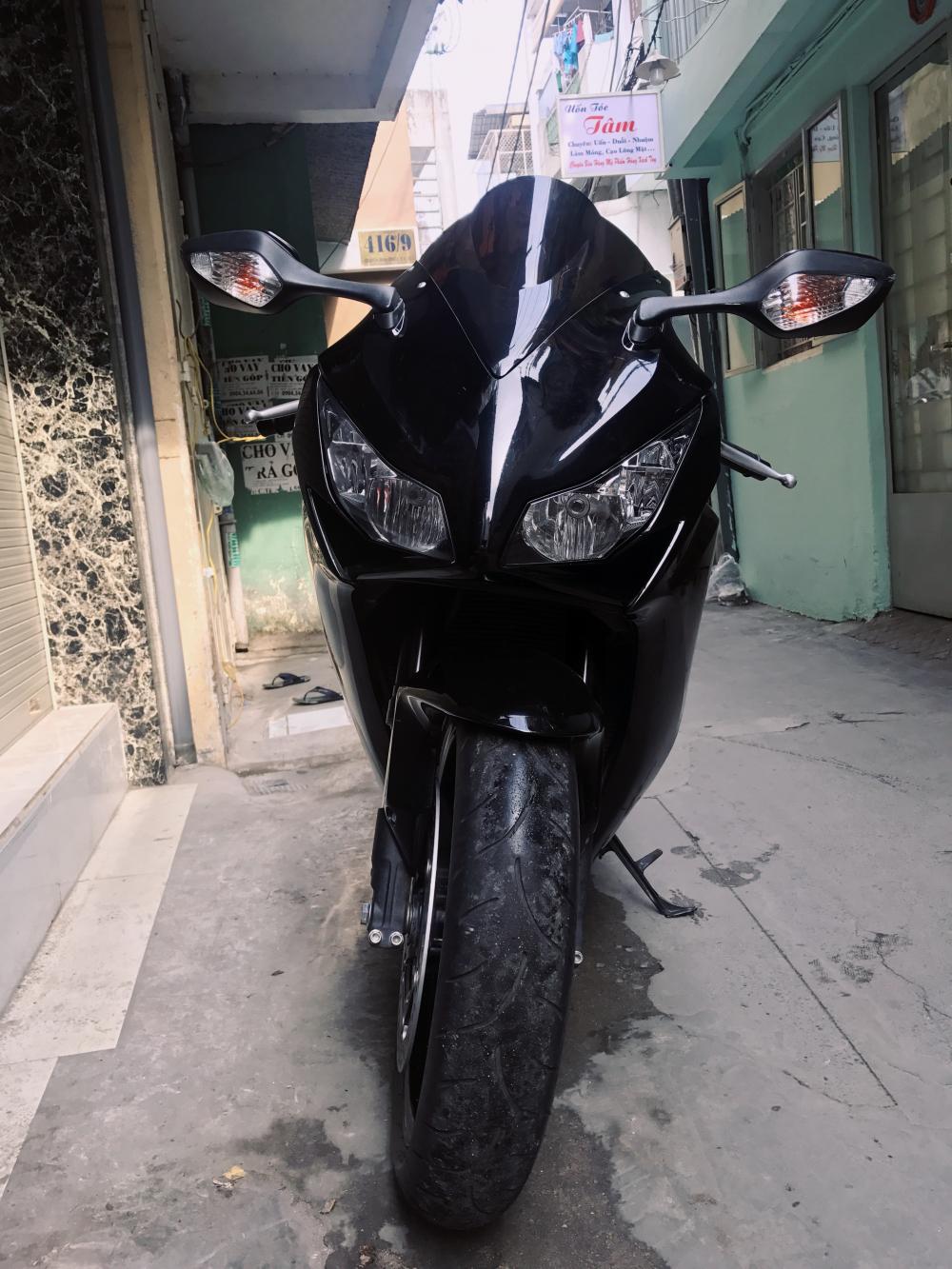 Honda CBR1000RR 2015 Chau Au - 5