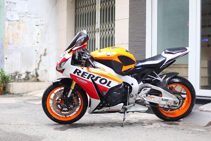 Honda CBR1000RR Bo mong hang sang cua Biker Viet - 5