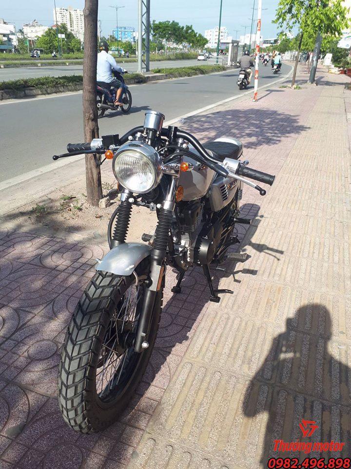 HONDA CG125 Xam Bac 2018 - 5