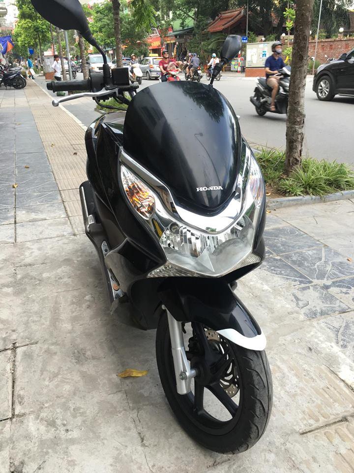 honda PCX Fi cuoi 2011 ban 305 trieu bs 29 00464 2 chia khoa guong zin tu moi - 2