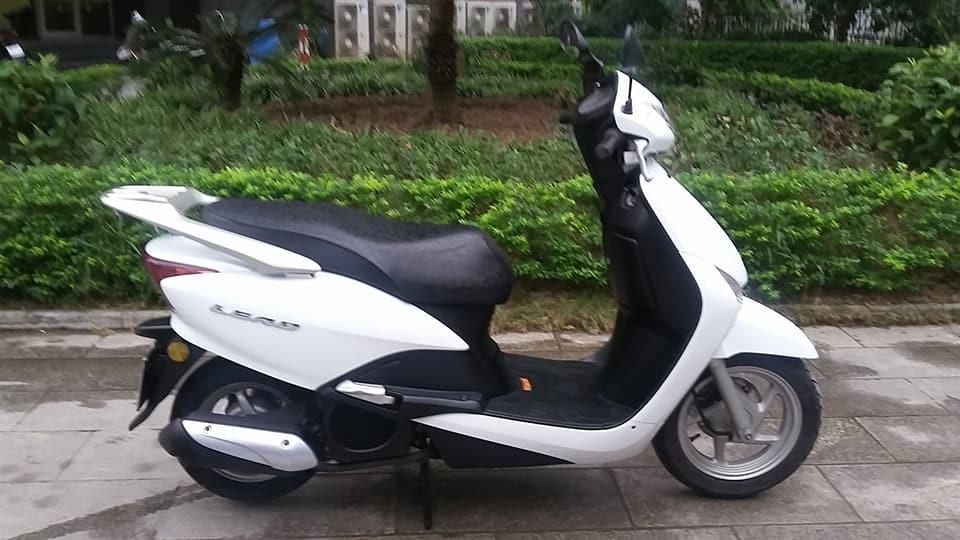 Honda SCR 110cc Fi trang bien ha noi nguyen ban - 2