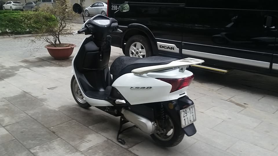 Honda SCR 110cc Fi trang bien ha noi nguyen ban - 6