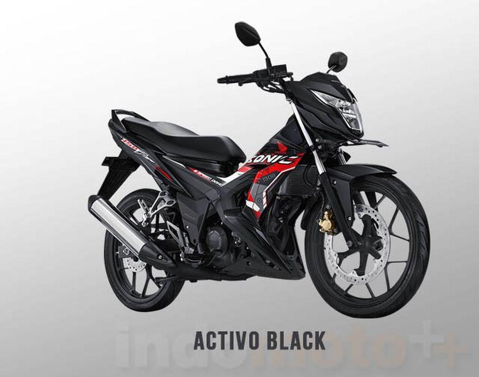 Honda Sonic Model 2018 Nhap Indonesia - 3