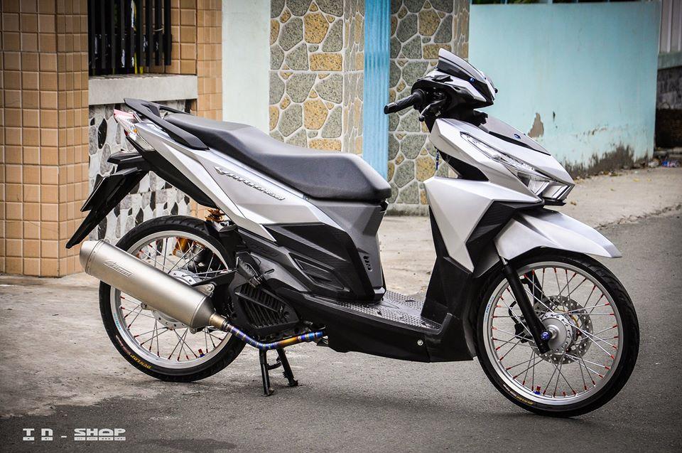 Honda Vario 150 do day dang cap voi ve dep chim sa ca lan - 12