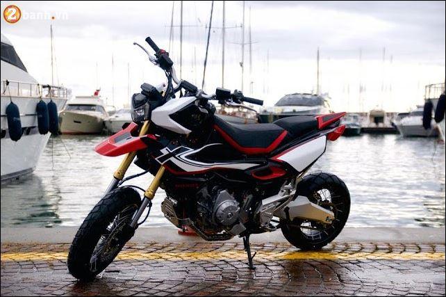 Honda XADV 750cc lo anh hinh dang moi cuc ngau