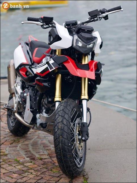 Honda XADV 750cc lo anh hinh dang moi cuc ngau - 5