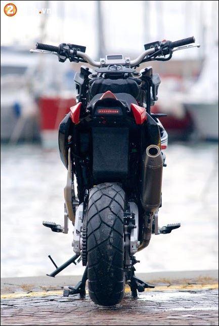 Honda XADV 750cc lo anh hinh dang moi cuc ngau - 9