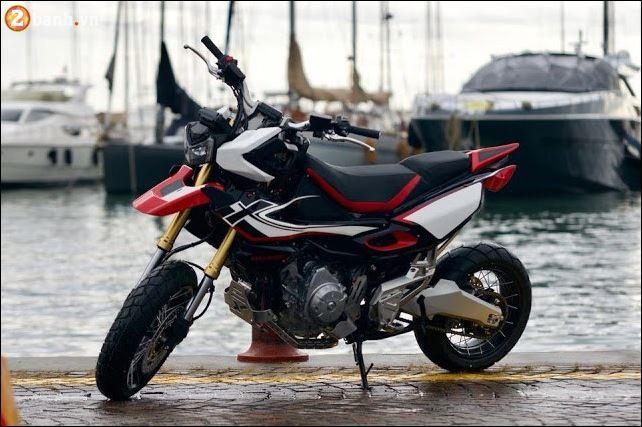 Honda XADV 750cc lo anh hinh dang moi cuc ngau - 11