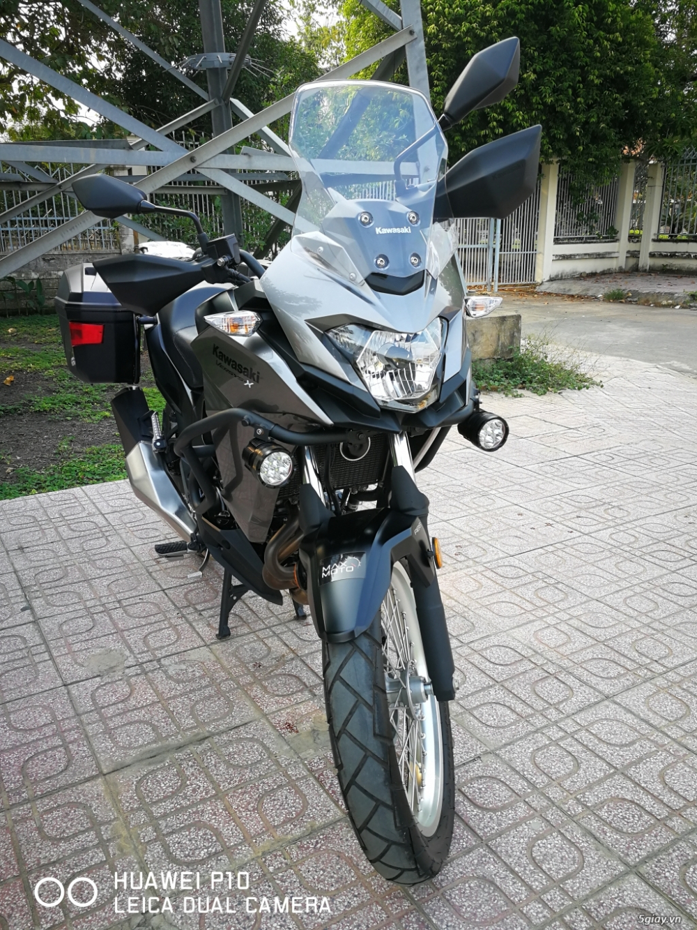 Kawasaki Versys 300 2017 Touring Full Option