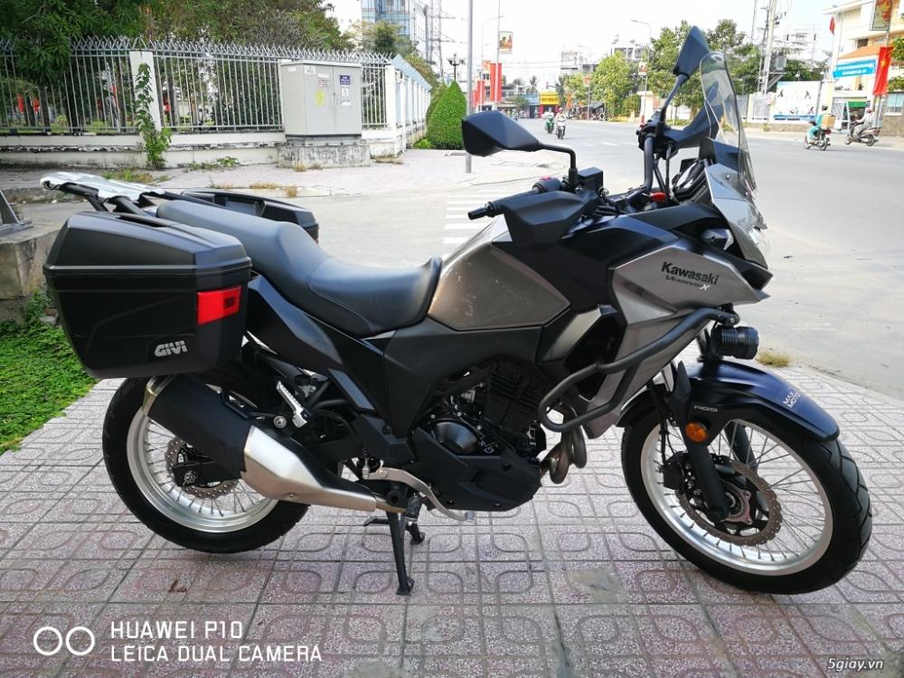 Kawasaki Versys 300 2017 Touring Full Option - 3