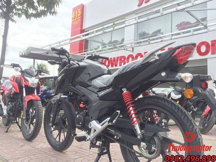 Lo Hang Honda CBF 125r Model 2018 - 5