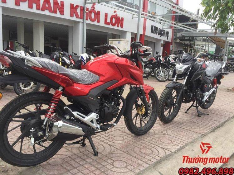 Lo Hang Honda CBF 125r Model 2018 - 7