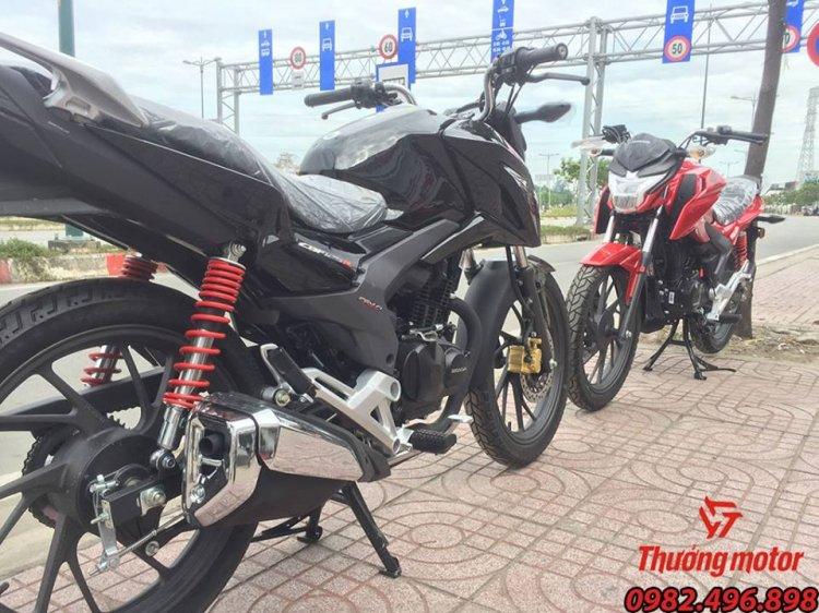 Lo Hang Honda CBF 125r Model 2018 - 9