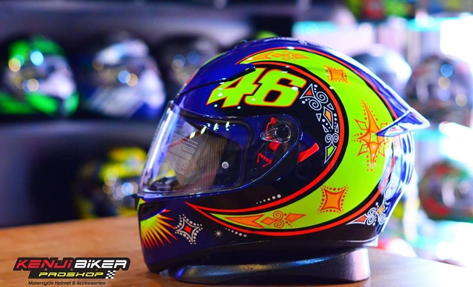 MT Store AGV K3SV Rossi