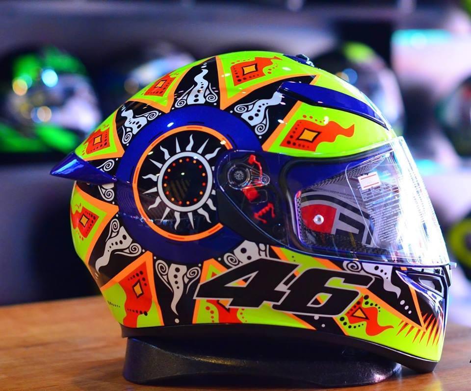 MT Store AGV K3SV Rossi - 2