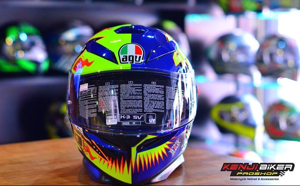 MT Store AGV K3SV Rossi - 3