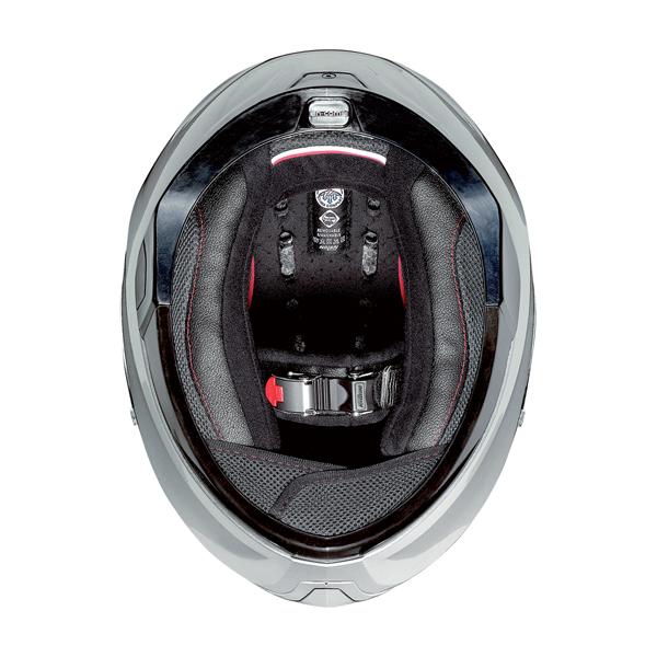 Motobox299 NOLAN N87 Fade Sliver 39 suc manh an sau su lich lam - 3
