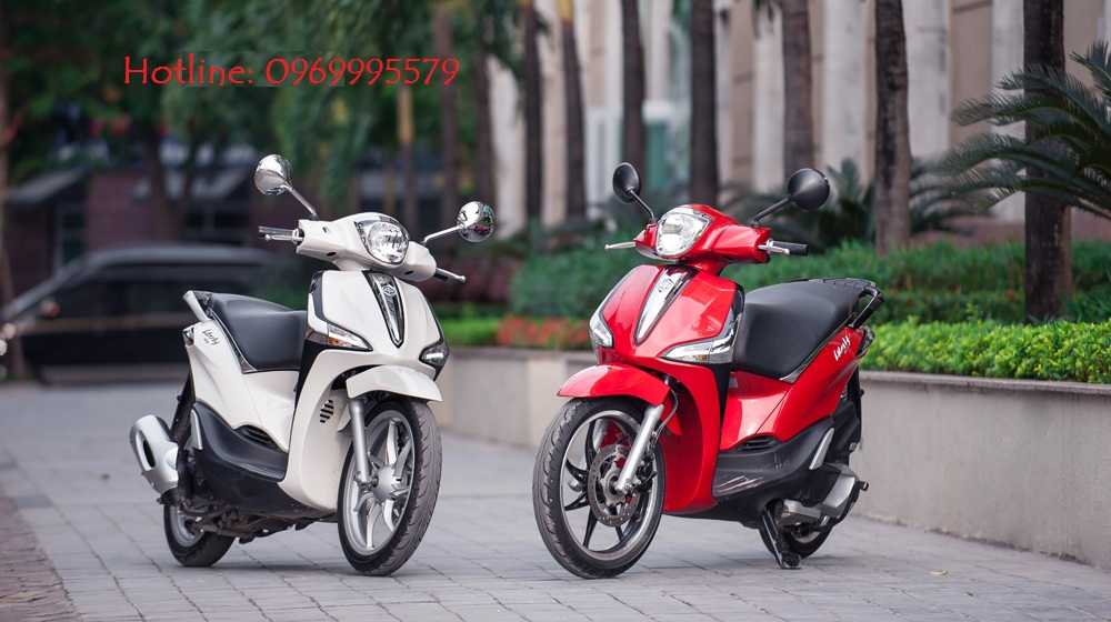 Mua xe Piaggio Liberty ABS 2018 o Ha Noi Hay den Dai ly Vespa Thanh Xuan