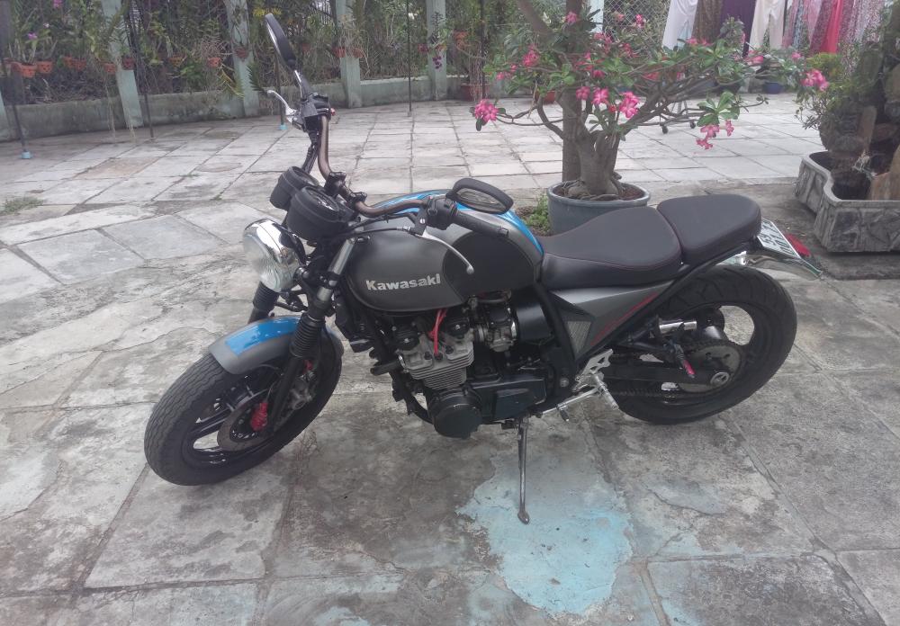 nha chat ban nhanh moto Kawasaki Z800 chinh chu trum men gia 110 trieu - 3