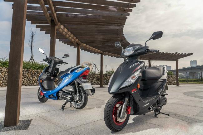 Suzuki New Nex 125 2018 Bat ngo ra mat voi gia ban 28 trieu dong - 19