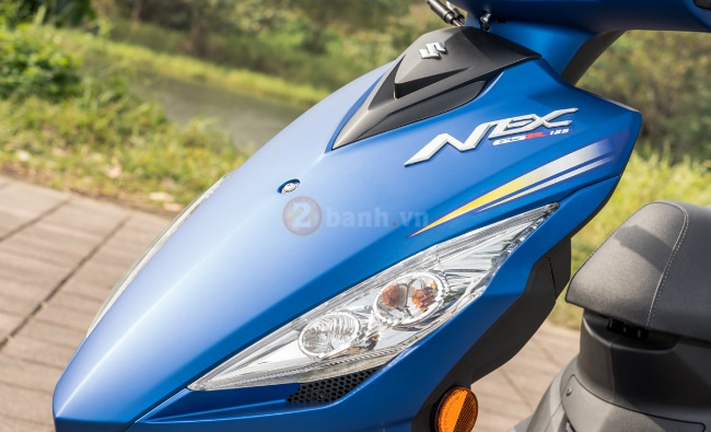 Suzuki New Nex 125 2018 Bat ngo ra mat voi gia ban 28 trieu dong - 2