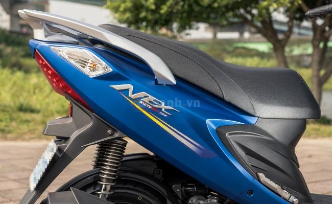 Suzuki New Nex 125 2018 Bat ngo ra mat voi gia ban 28 trieu dong - 4