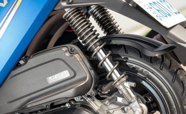 Suzuki New Nex 125 2018 Bat ngo ra mat voi gia ban 28 trieu dong - 17