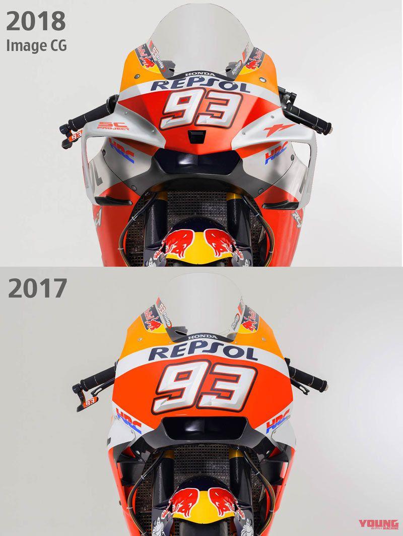 Thoi dai moc canh tren chiec xe dua MotoGP 2018 - 3