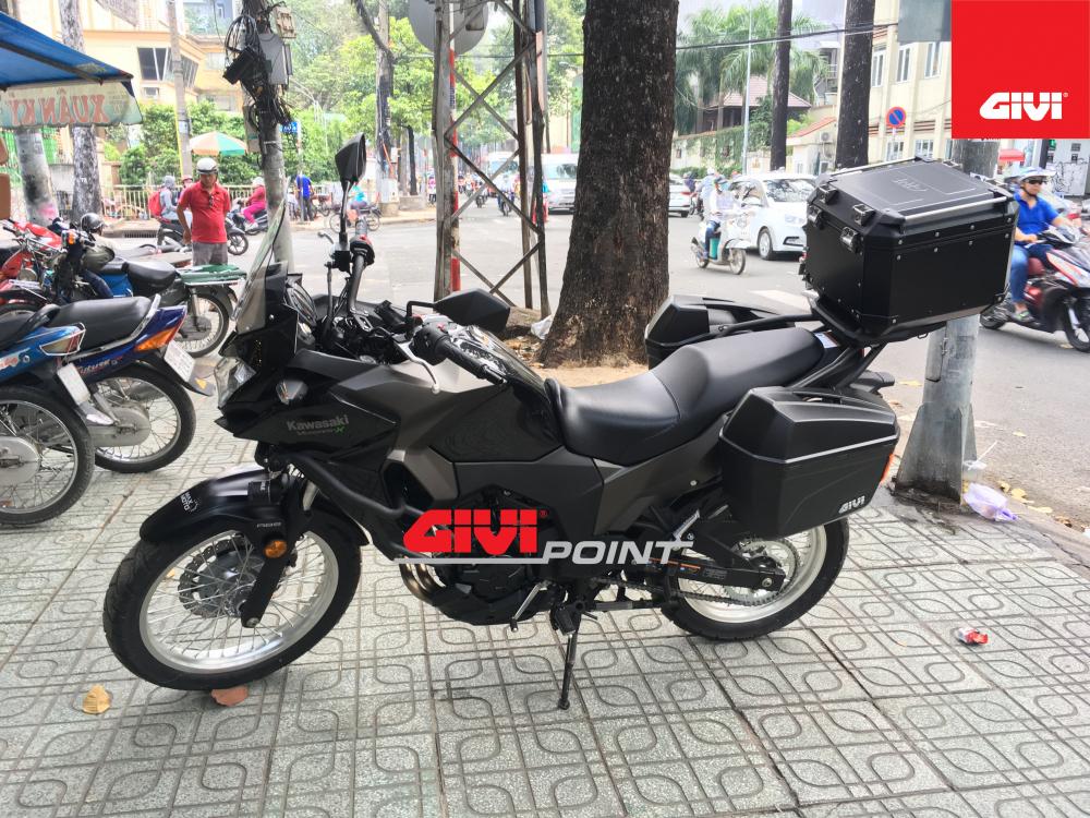 Thung sau GIVI cho cac dong xe - 16