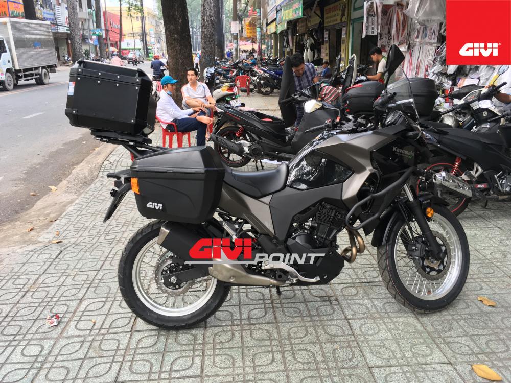 Thung sau GIVI cho cac dong xe - 18